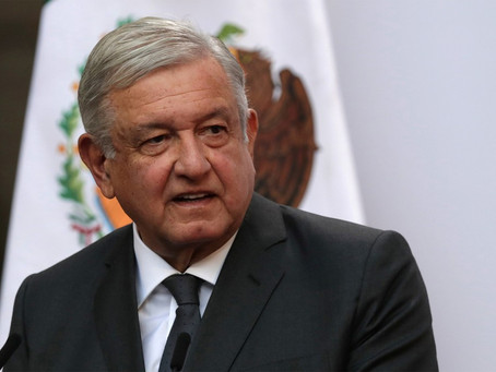 Presidente mexicano López Obrador anuncia que tem Covid-19