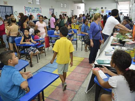 Meio ambiente, saúde e serviços em geral somam mais de 3,5 mil atendimentos gratuitos em Manaus