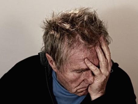 Antidepressivos podem aumentar risco de demência em idosos