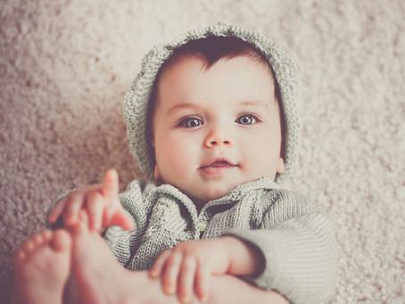 Imunidade infantil: primeiros cuidados com a saúde do bebê