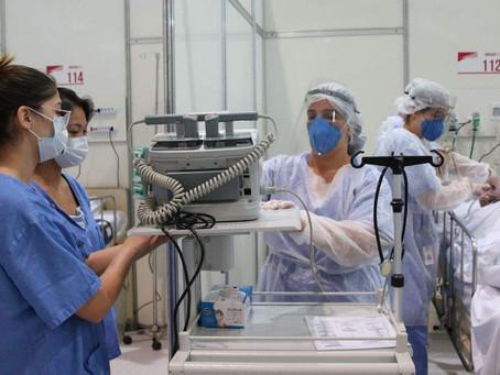 Pesquisa brasileira avalia estresse em pacientes com covid-19