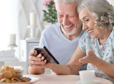 Aplicativo de jogos monitora saúde de idosos e avisa familiares