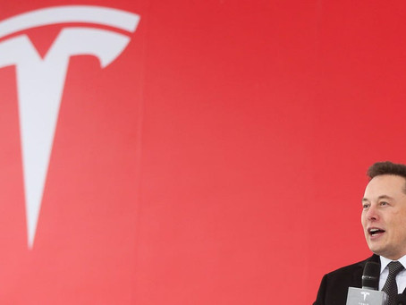 Tesla se oferece para fabricar respiradores para combate à Covid-19