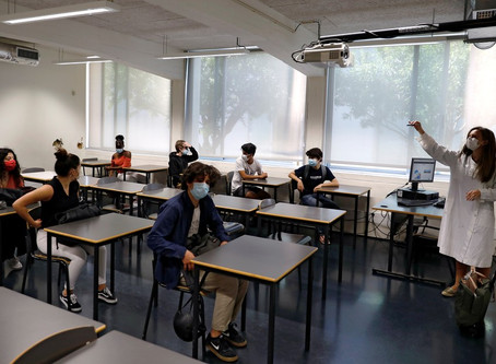 Saúde divulga guia de orientações para retorno das aulas presenciais