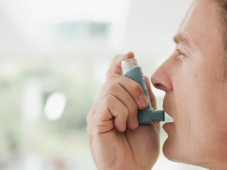 Quando a asma não é tratada ela pode matar; identifique a doença!