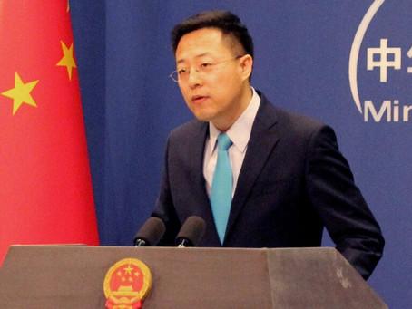 Político chinês sugere que exército dos EUA levou coronavírus à China