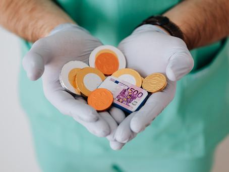 Mensalidades dos planos de saúde vão subir até 35% em 2021