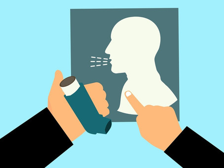 Novas diretrizes mundiais trazem grandes mudanças para o tratamento da asma