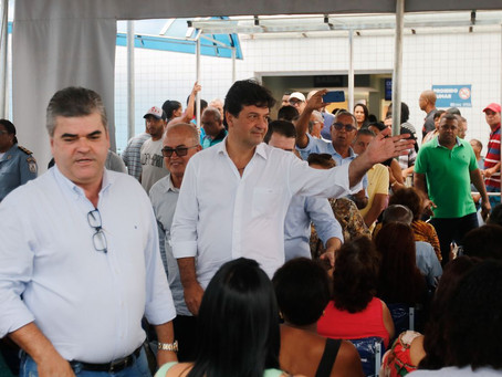 Rio: Mandetta mostra preocupação com baixa imunização contra Sarampo