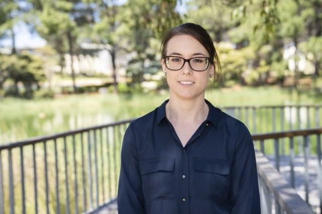 Claire Adams, psicóloga e doutoranda da Edith Cowan University  — Foto: Divulgação: Julia Turner