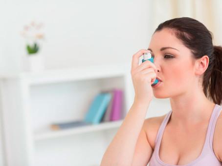 Grande estudo avalia impacto de crises de asma durante a gestação