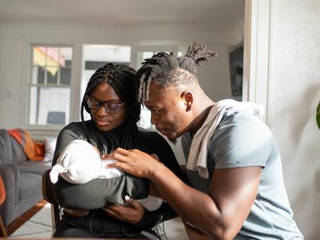 Como ajudar uma mãe que passou por uma cesárea