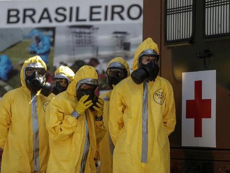 Brasil registra 135.106 casos de coronavírus e 9.146 mortes pela doença