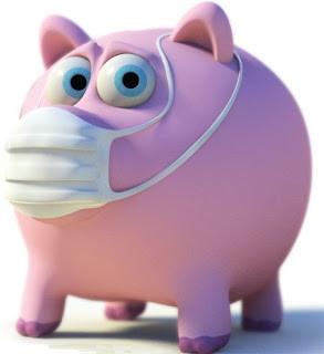 #ÉFakeNews que pandemia de gripe suína teve início na China como as da Sars e da Covid-19