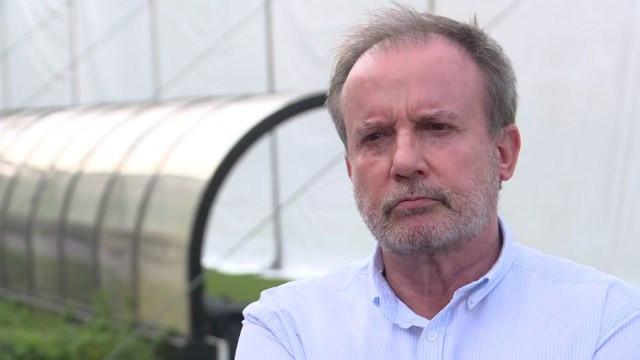 O médico Luiz Carlos Zamarco, coordenador do grupo hospitalar do município — Foto: TV Globo/Divulgação