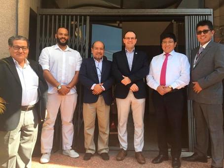 Ministério da Saúde participa de evento no Paraguai sobre recursos humanos em regiões fronteiriças