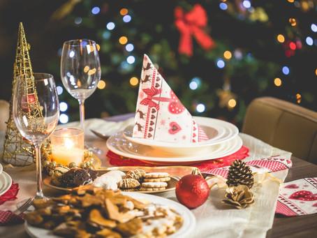 Natal – Confira algumas dicas para você aproveitar a ceia com saúde!