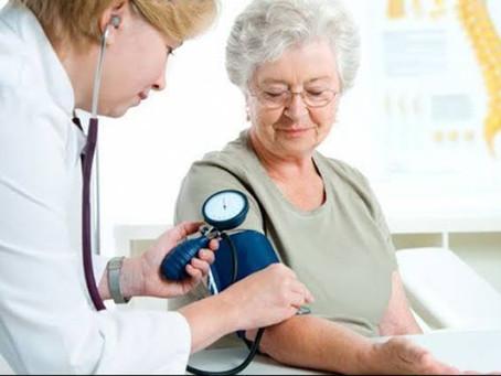 Dia Nacional de Prevenção à Hipertensão: doença atinge 60% dos idosos