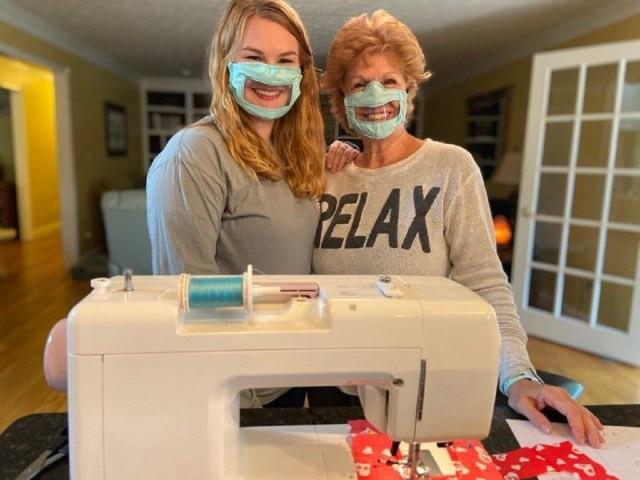descarga 1 - Aluna cria máscaras transparentes para ajudar pessoas surdas na leitura labial