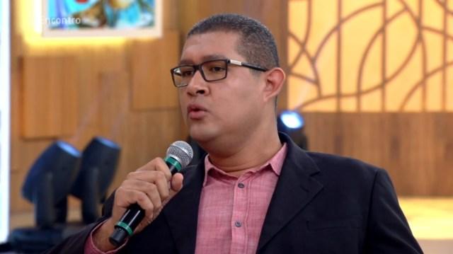 Médico contou sobre episódio de racismo na profissão no Encontro com a Fátima, em 2017 — Foto: Reprodução/TV Globo