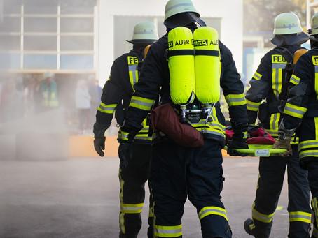 Incêndio atinge Unidade de Medicina Preventiva no Centro de SP