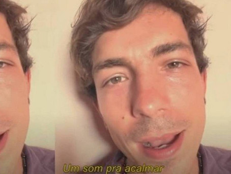 Recuperado do coronavírus, Di Ferrero reúne famosos em clipe com mensagem de esperança