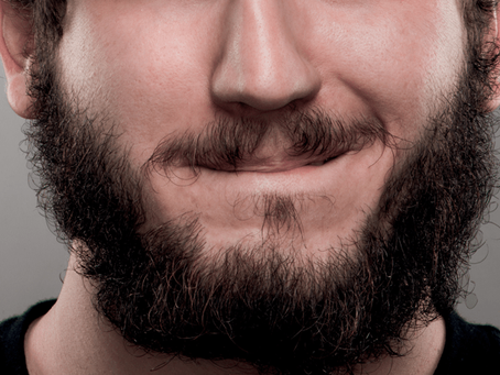 #ÉFakeNews? Tirar a barba ajuda na prevenção do coronavírus?