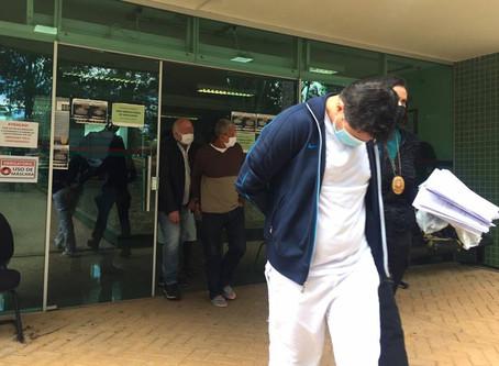 Servidores da Saúde no DF e do BB são presos por dar golpe em idosos