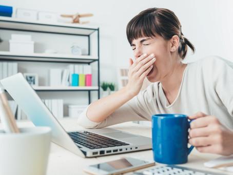A 'soneca rápida' e outras estratégias para se manter revigorado no home office