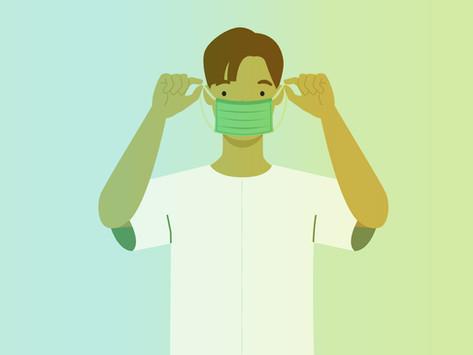 Opinião do especialista   Máscaras de proteção e os cuidados com o rosto durante período de pandemia