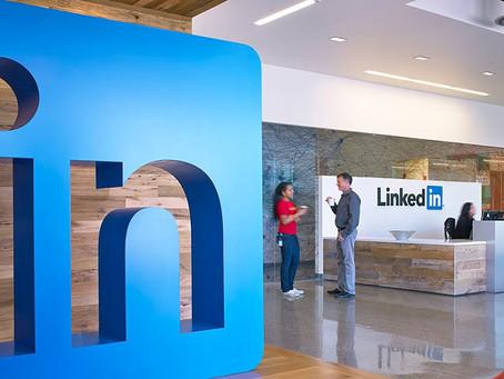 LinkedIn dá uma semana de folga para todos os funcionários por saúde mental
