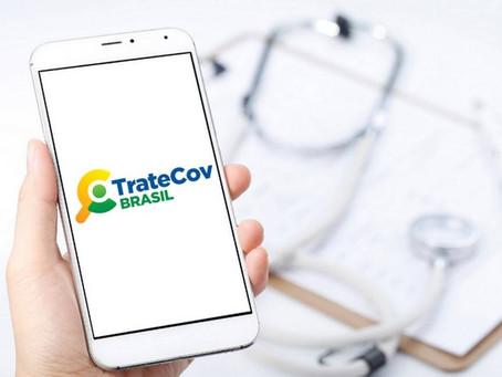 Aplicativo do Ministério da Saúde recomenda tratamentos que não funcionam para Covid-19