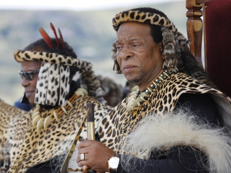 King Goodwill Zwelithini passes away aged 72