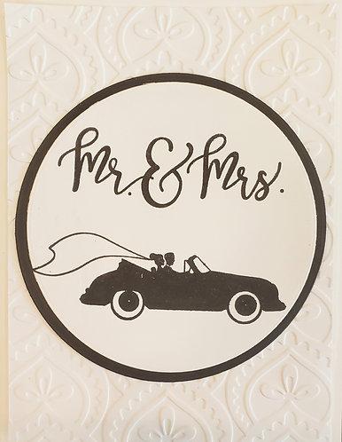 Mr. & Mrs. - Car