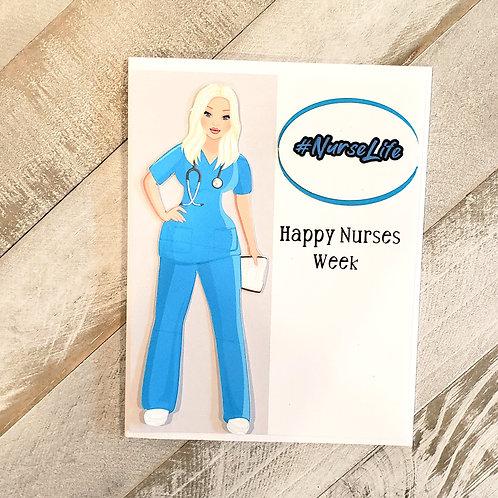 Nurses Card