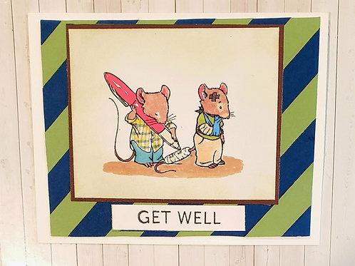 Get Well-Masculine