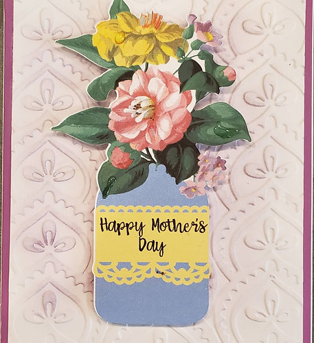 Mothers's Day - Vase