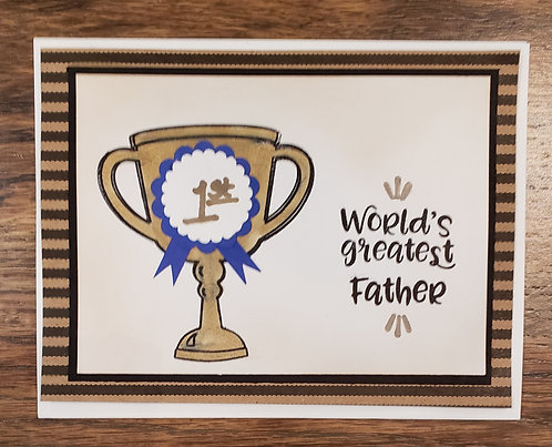 Father's Day-World's Greatest Father