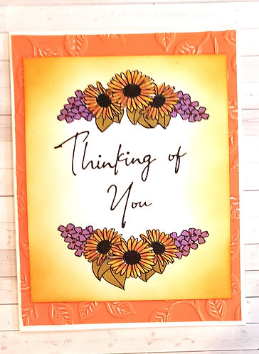 Thinking of You -Floral