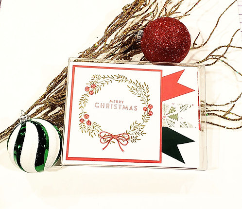 Christmas Cards, Christmas Variety Pack, Holiday Cards