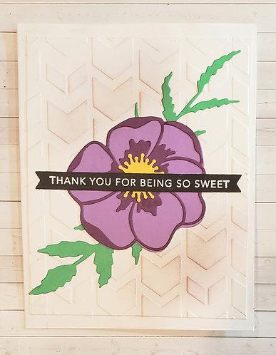Thank You- Violet