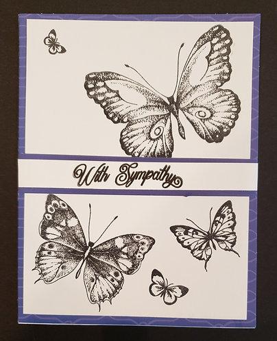 Sympathy - Butterflies
