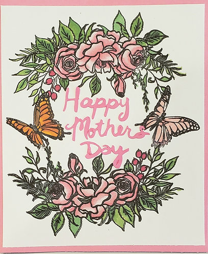 Mothers's Day - Butterflies