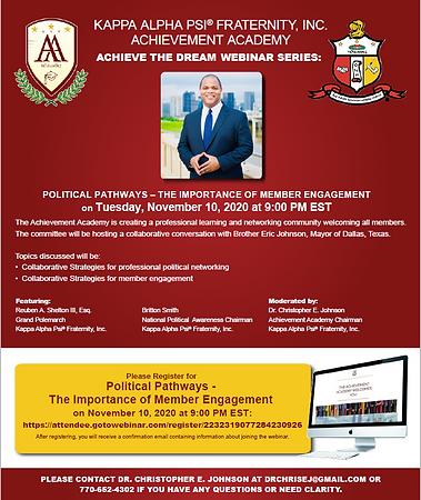 Political Achieve the Dream Webinar.PNG