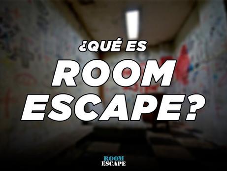 ¿Qué es Room Escape?