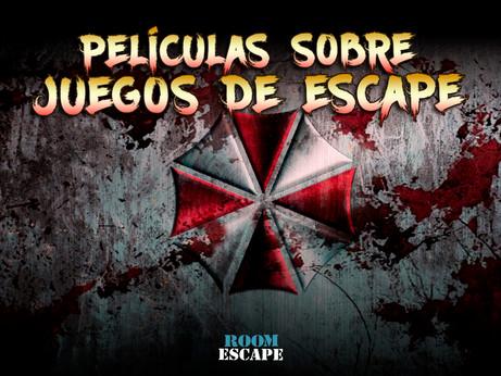 Películas sobre Juegos de Escape