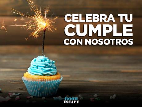 Celebra tu CUMPLE en Room Escape Ecuador