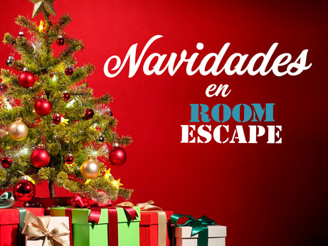 Juegos de Escape estas Navidades