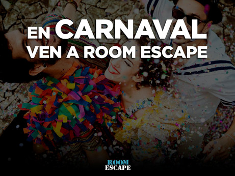 ¿Carnaval en Quito? ¡Celebra con Room Escape Ecuador!