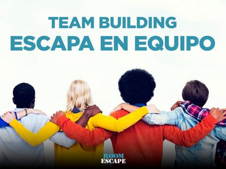 Team Building: Escapa en Equipo